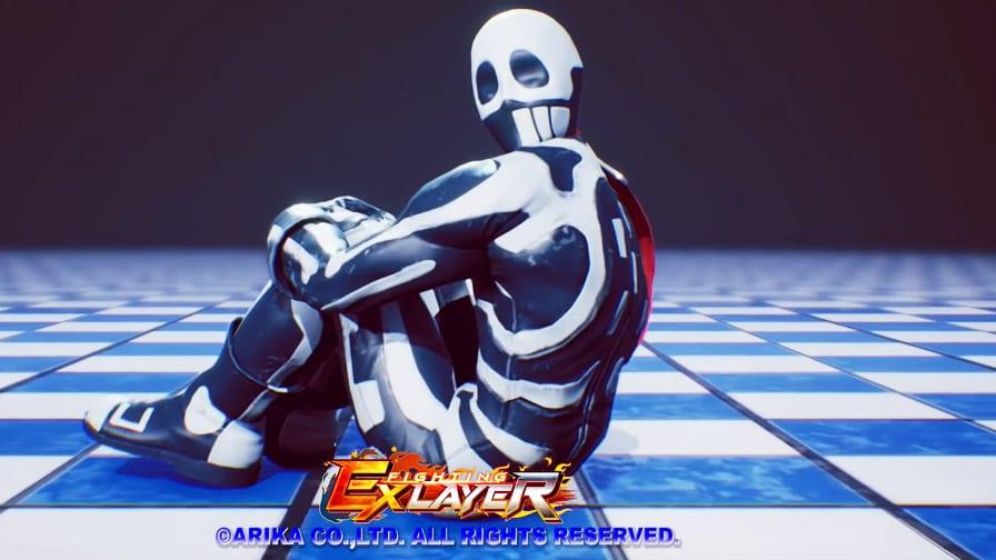 Fighting EX Layer