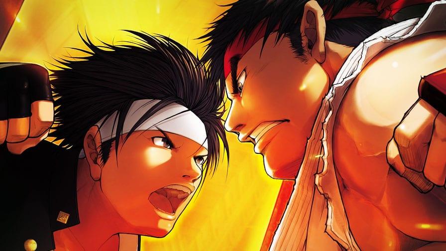 Resultado de imagem para Capcom VS SNK