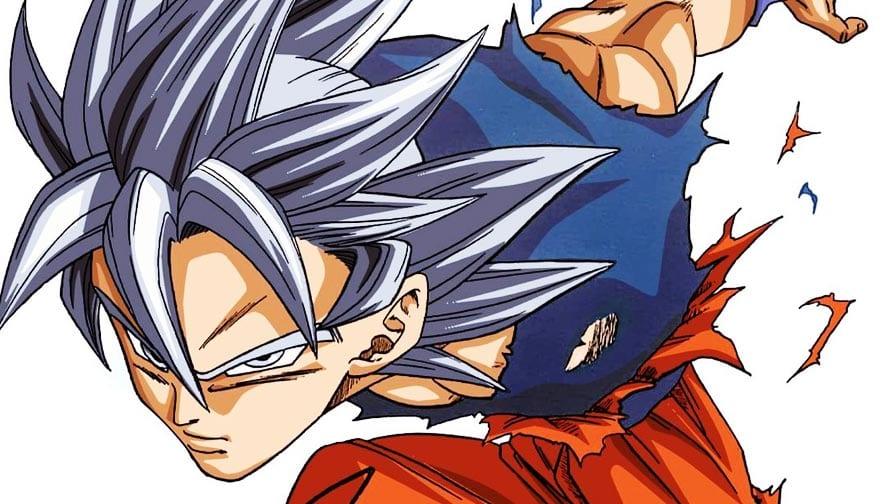 Dragon Ball Super Novo Goku Ultra Instinto Revelado Por