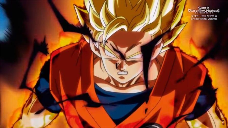 Dragon Ball Heroes Folge 1