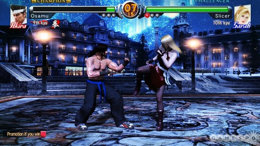 estúdio japonês misterioso está desenvolvendo novo jogo de luta em