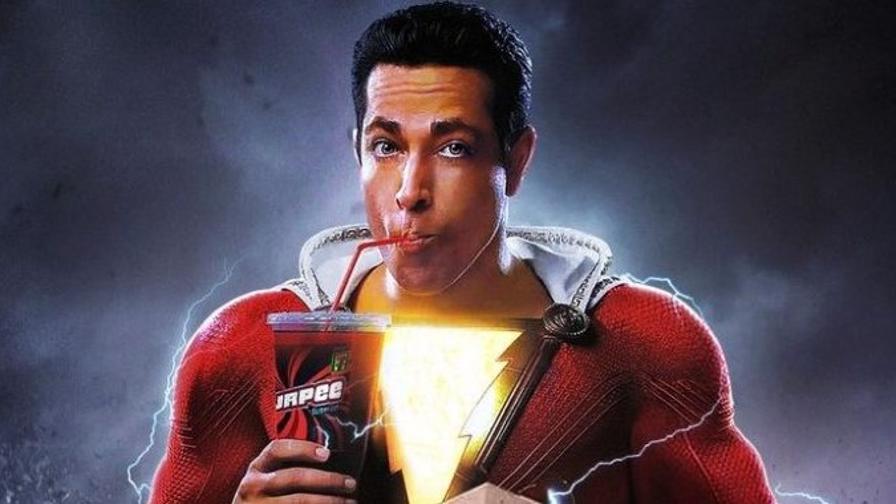 Shazam 2 detalhes sobre o filme, data de lançamento. vilão, enredo, elenco e The Rock