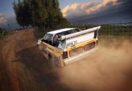 Dirt Rally dirt 5