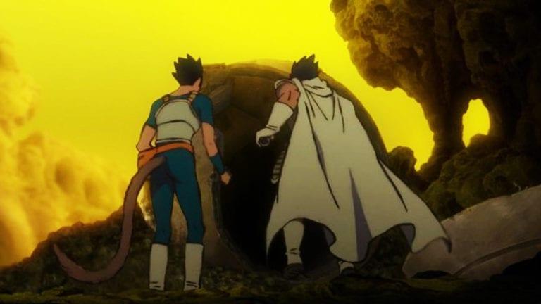 Dragon Ball Super: Broly – Revelada a identidade de um misterioso e inédito Saiyajin Dragon-ball-super-broly-sayiajin-768x432
