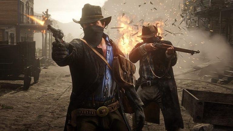 Vazou! Modo Online de Red Dead Redemption 2 vai permitir duelos e denúncias – Veja detalhes! Red-dead-redemption-2-2-768x432