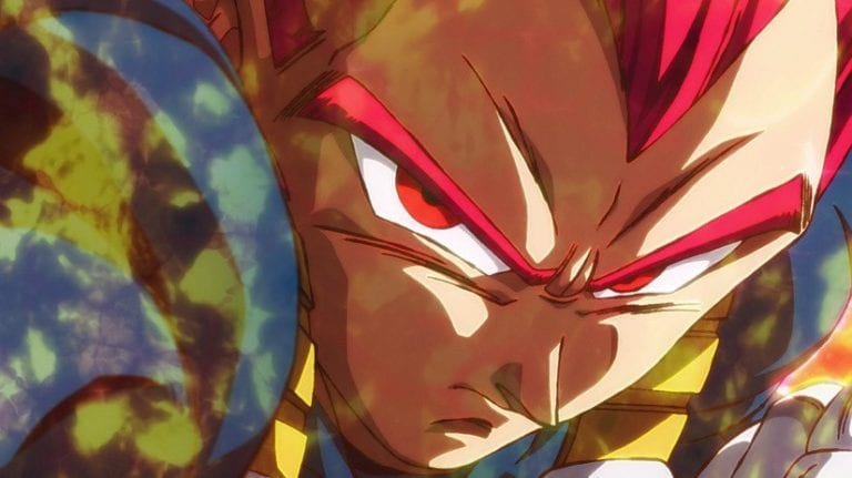 Dragon Ball Super: Novas imagens do filme mostram Broly e nova transformação de Vegeta Dragon-ball-super-broly-03-768x431