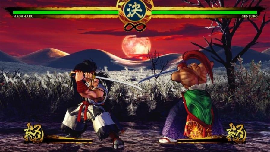 Resultado de imagem para samurai shodown