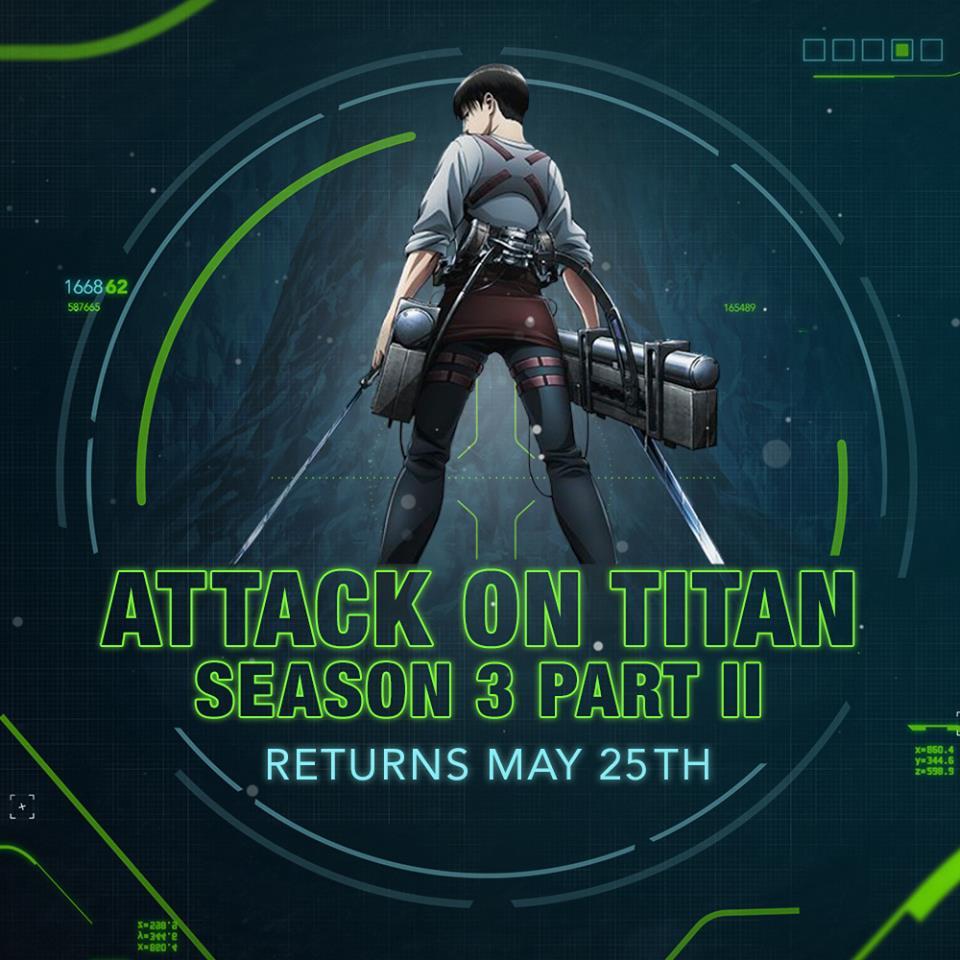 Attack on Titan 3 temp 2 part