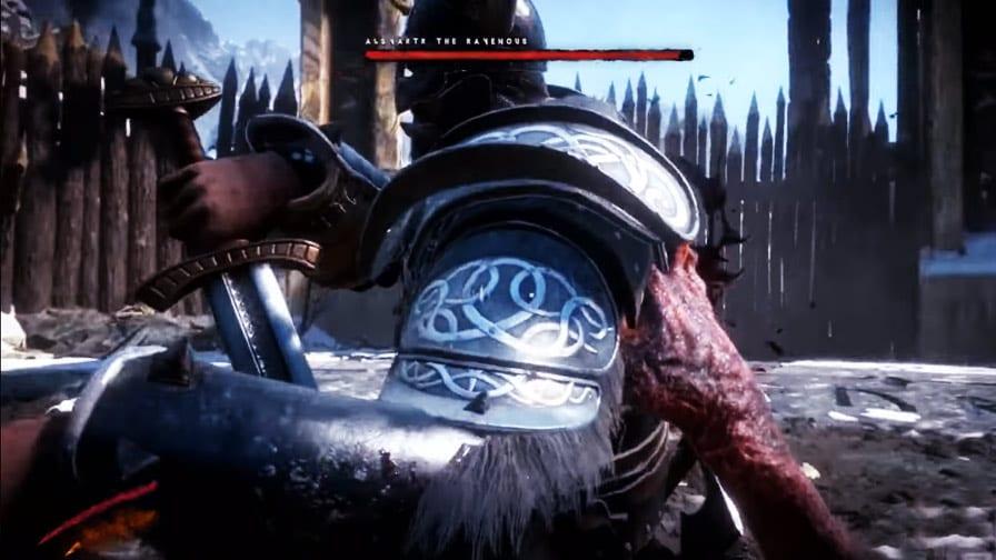 Darkborn você joga como um monstro