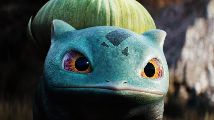 Pokémon: Detetive Pikachu bulbassauro