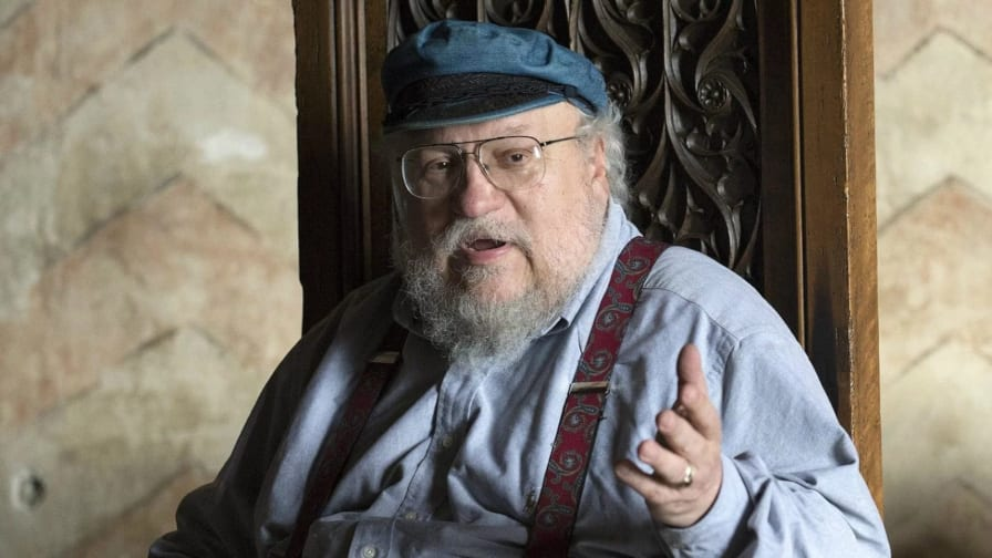 George R.R. Martin, criador de Game of Thrones