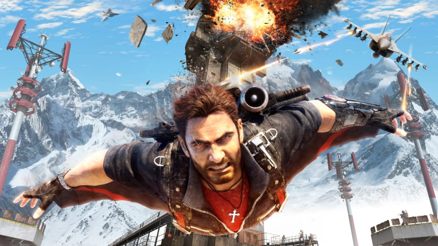 Avalanche Studios Just Cause