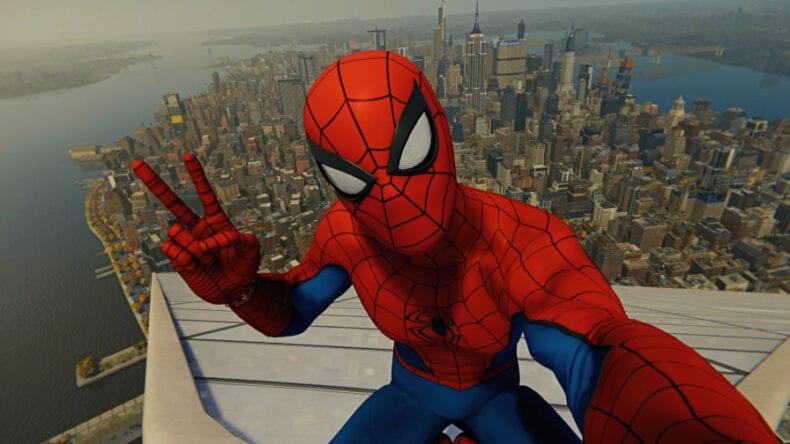 PS5 Spider-Man