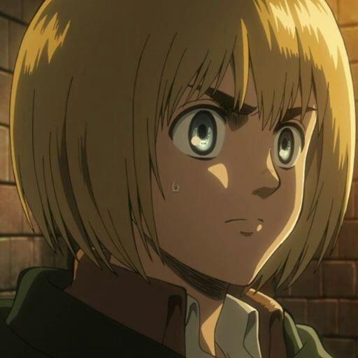 Attack on Titan Armin
