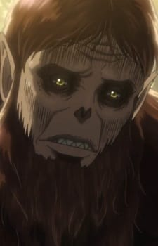 Attack on Titan 3 Beast titan