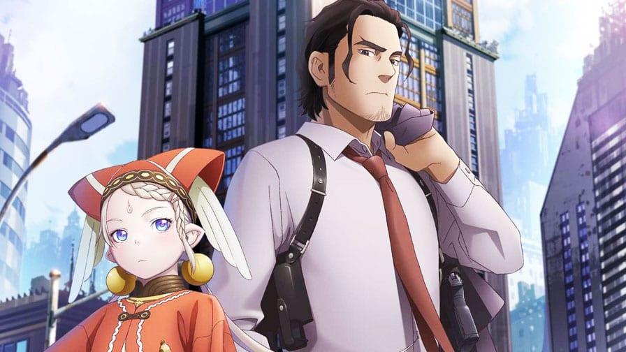 Cop Craft Novo Anime Ja Tem Data De Estreia Combo Infinito