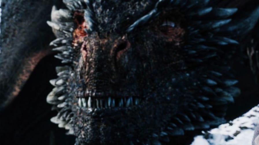 Dragão de Game of Thrones