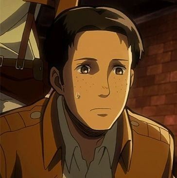 Attack on Titan Marco Bott
