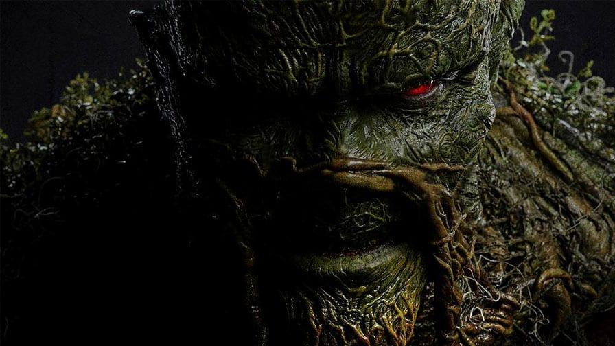 Monstro Do Pântano 1º Trailer Da Série Da Dc é Incrível E Tenebroso