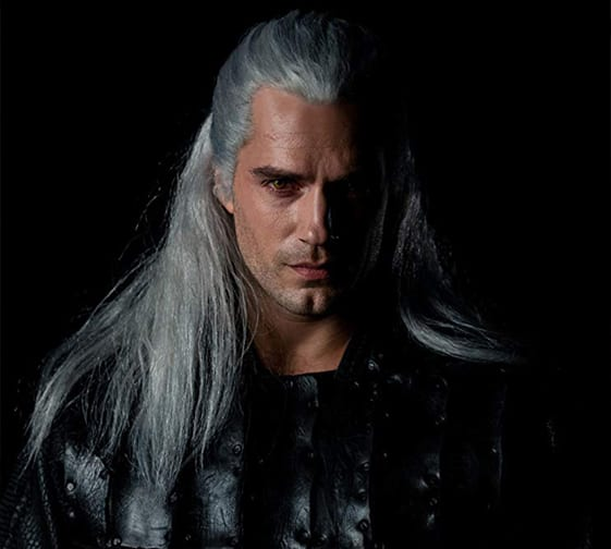 the witcher henry cavil