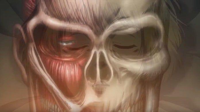 Attack on Titan Armin titan