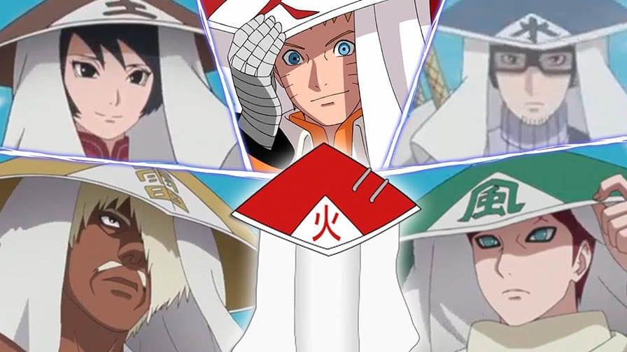Boruto Naruto Mostra O Segredo Entre A Raposa Das 9 Caudas E Os Kages Combo Infinito