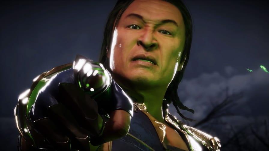 Shang Tsung - MK11: Aftermath