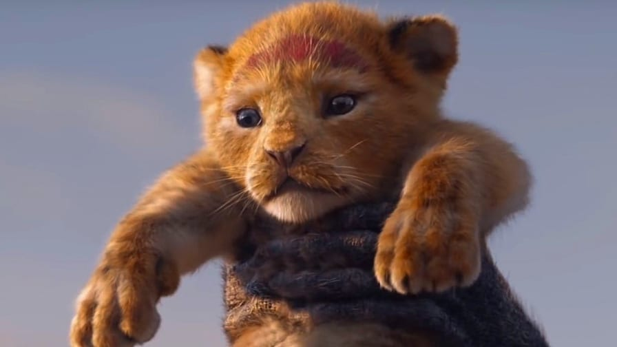 O Rei Leão