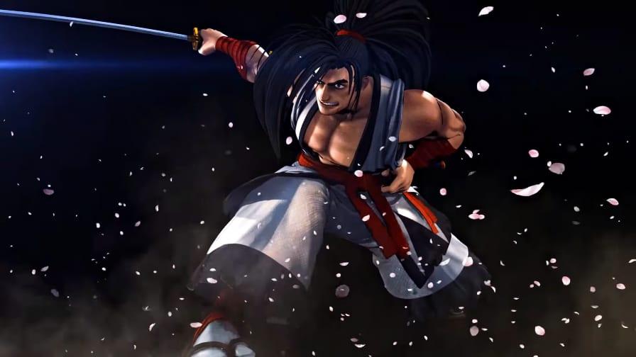 Samurai Shodown no stadia