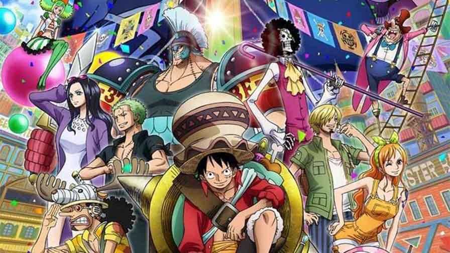 One Piece Stampede: Novo filme da saga ganha trailer