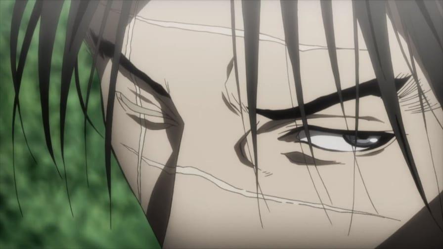 Image result for Mugen No Juunin: Immortal 2019 anime