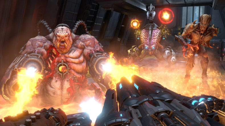 Doom: Eternal Battlemode