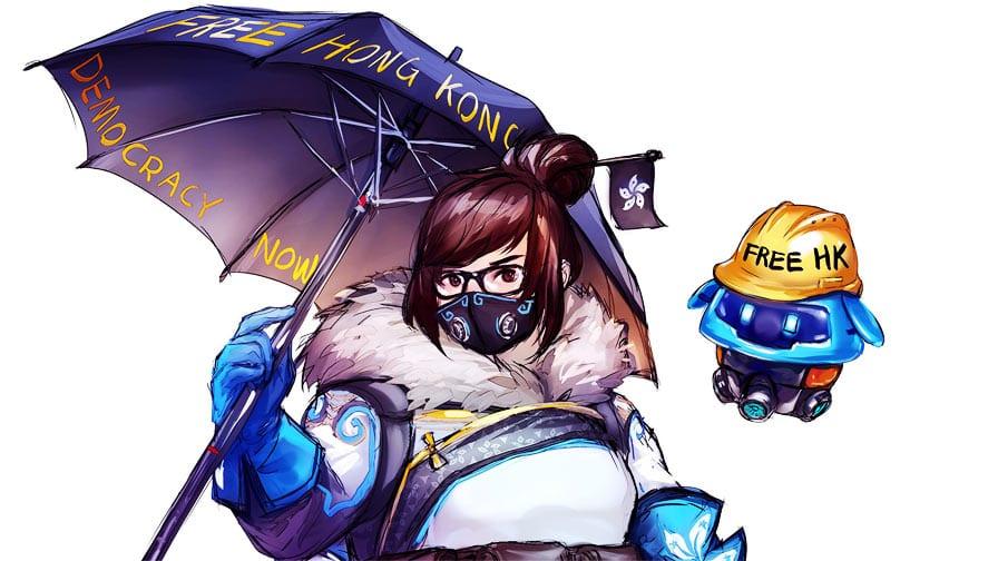 Blizzard-Hong-Kong