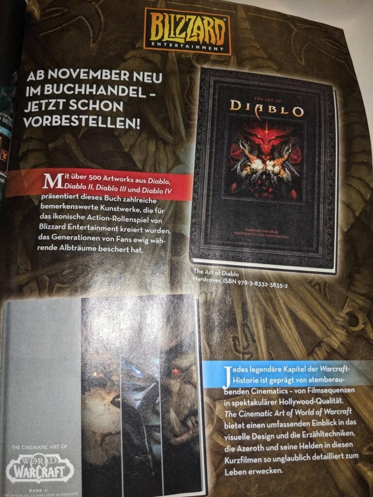 Diablo 4 artwork