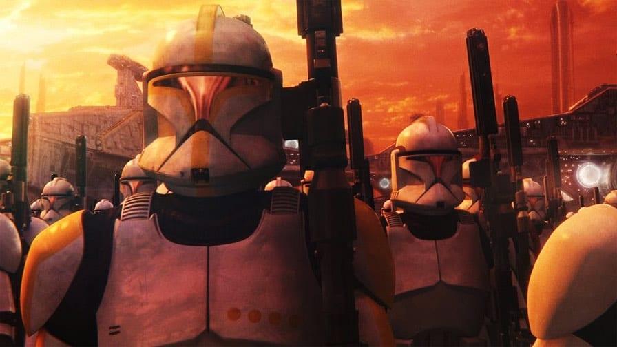 A importância dos clones para Star Wars