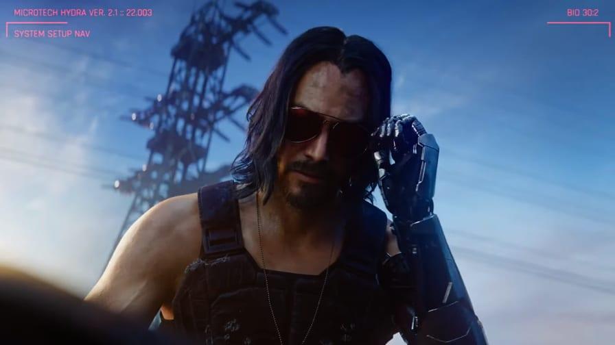 Cyberpunk 2077 Revelada Dublagem Oficial De Keanu Reeves Combo