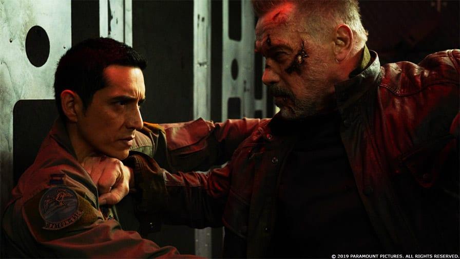 Exterminador briga entre Tim Miller e James Cameron