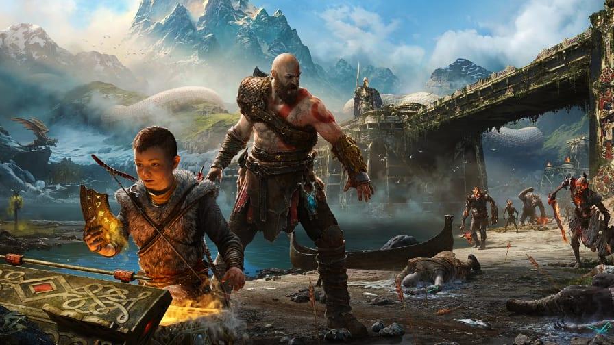 PS5: God of War 2 será um dos jogos de lançamento do console ...