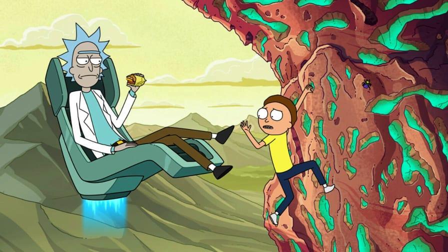 Rick And Morty 5ª Temporada Sera Encerrada Com Episodio De Uma Hora Duracao Combo Infinito