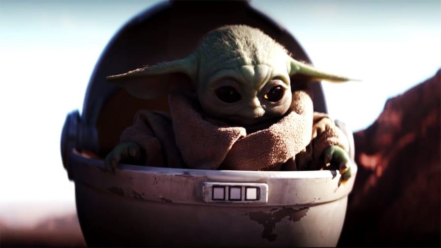 A onde esteve Baby Yoda esse tempo todo?
