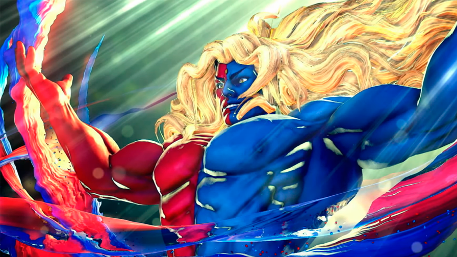 Street Fighter V: Gill é anunciado com trailer PODEROSO! - Combo ...