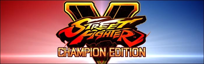 Streeet fighter V