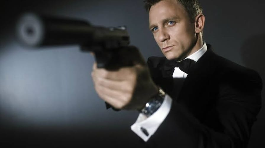007 – Sem Tempo para Morrer