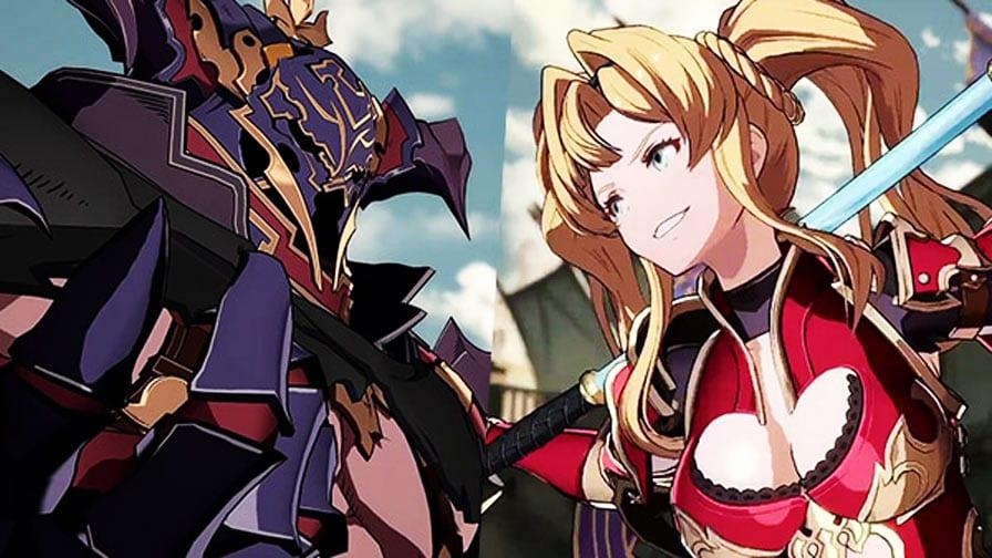 Granblue Fantasy Versus fighterz