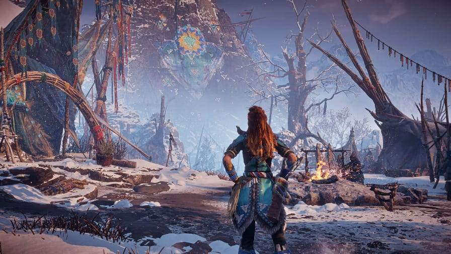 Horizon Zero Dawn listado para PC pela Amazon