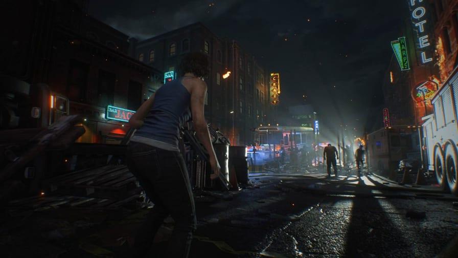 Resident Evil 3 Remake Capcom