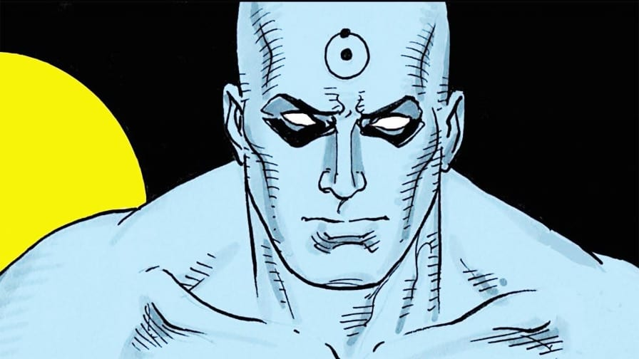 Watchmen série plot twist (reviravolta) Doutor Manhattan