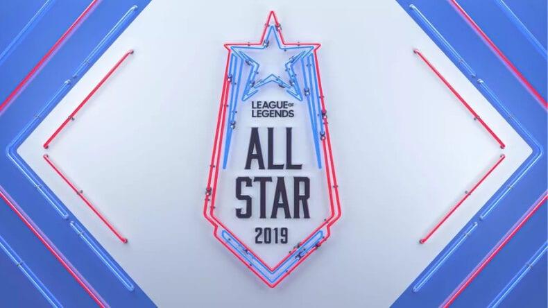 lol all-star 2019