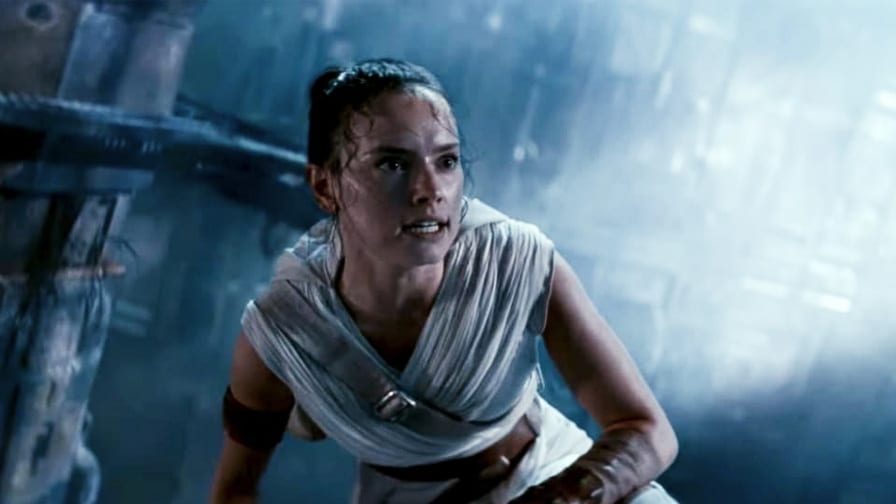 Star Wars: A Ascensão Skywalker rey