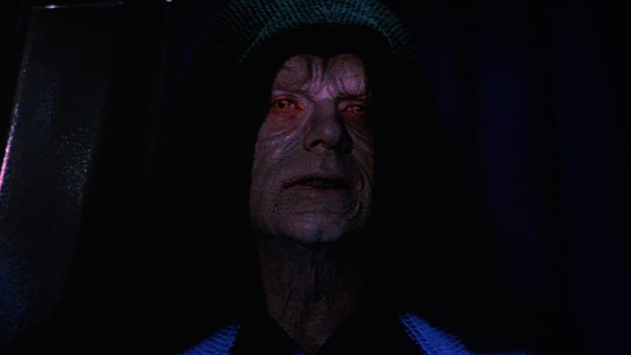 Star Wars: A Ascensão Skywalker palpatine